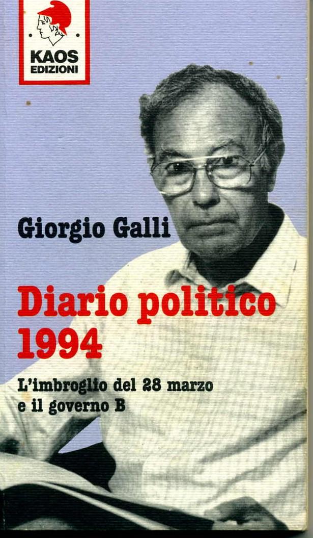 Diario politico 1994