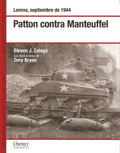 Patton contra Manteuffel