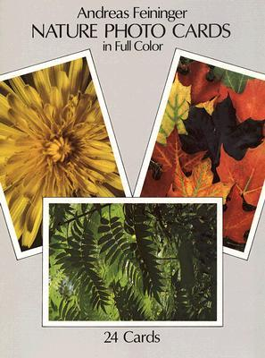 Nature Photo Postcards in Full Color