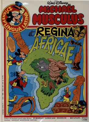 Míchaël Músculus et regína Áfricae