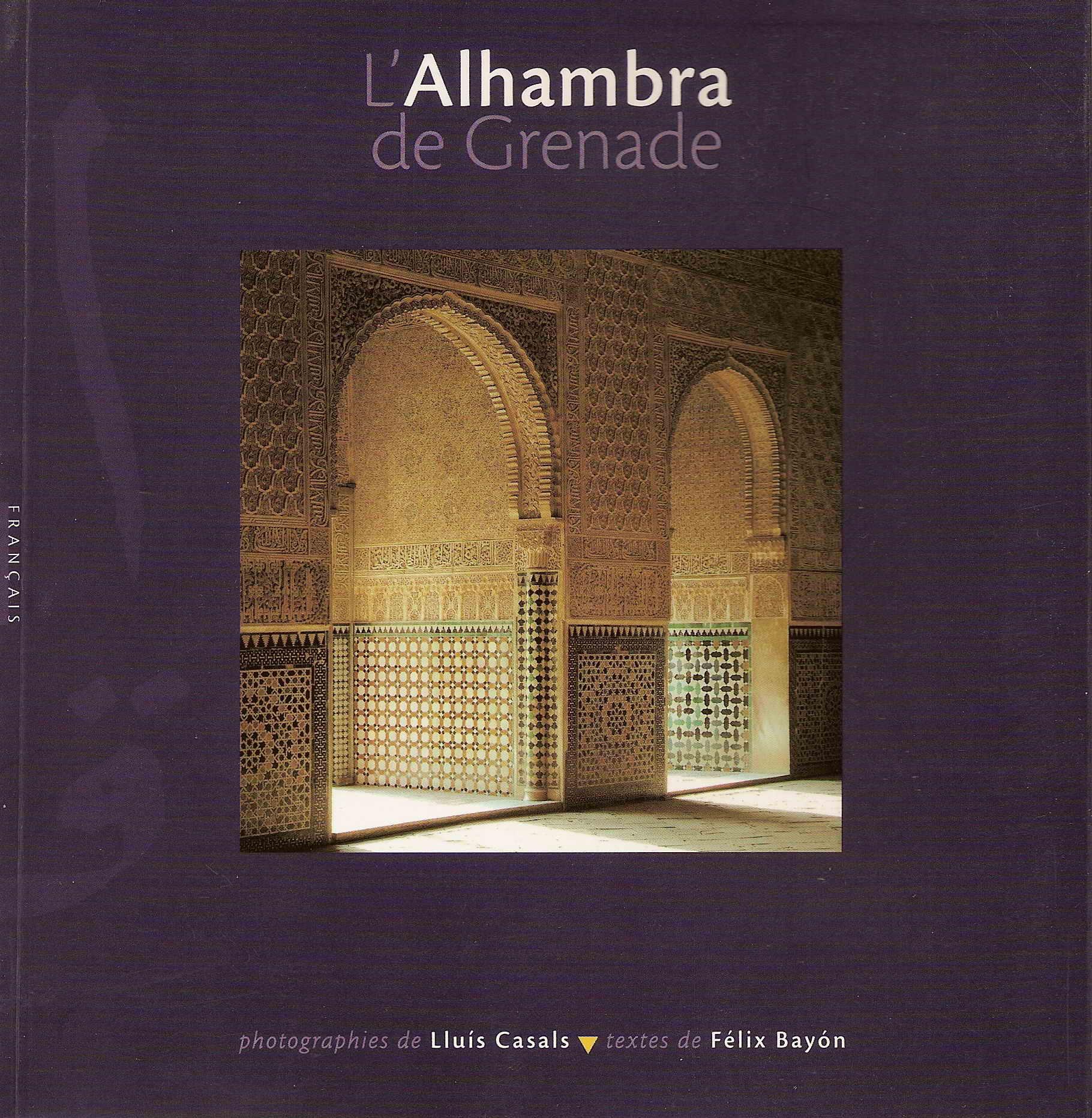 ALHAMBRA DE GRANADA ...