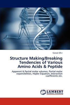Structure Making/Breaking Tendencies of Various Amino Acids & Peptide