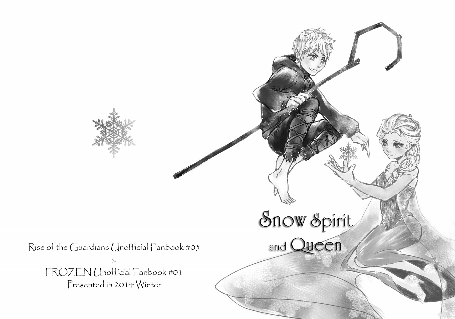 Snow Spirit and Queen