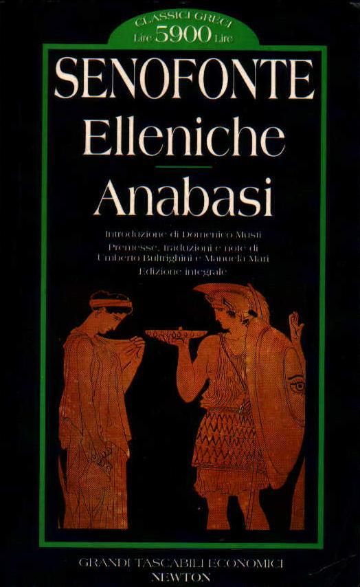 Elleniche - Anabasi