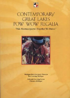 Contemporary Great Lakes Pow Wow Regalia