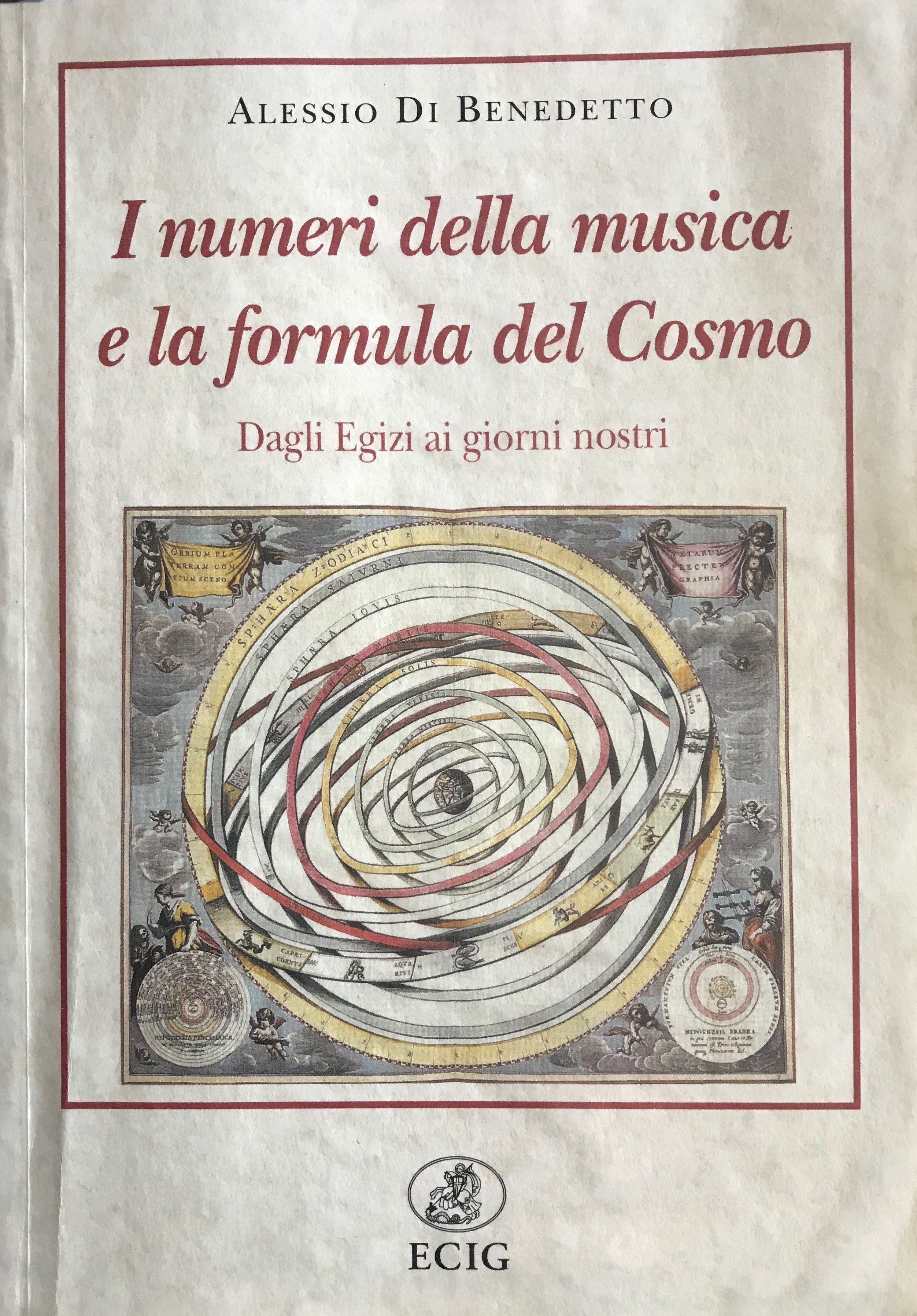 I numeri della musica e la formula del cosmo