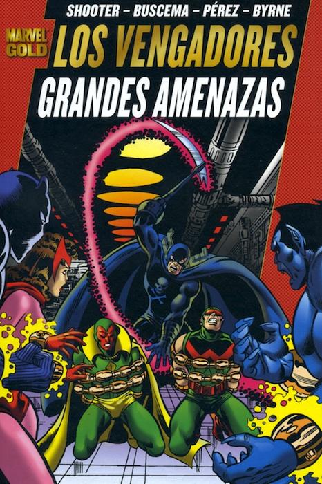 Marvel Gold: Los Ven...