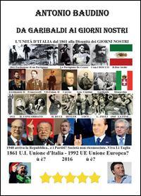 Da Garibaldi ai giorni nostri