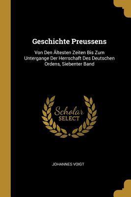 Geschichte Preussens
