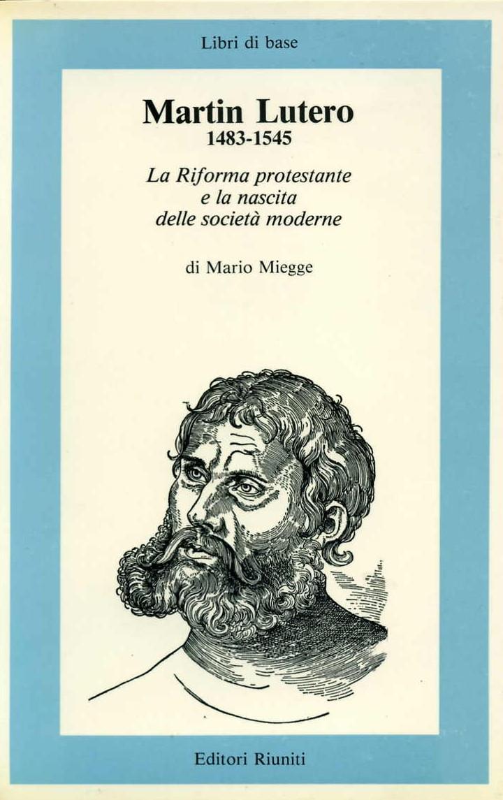 Martin Lutero, 1483-1545