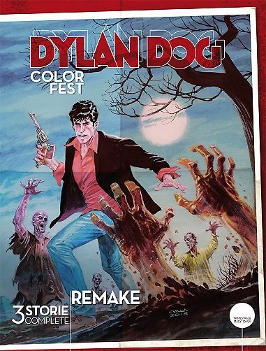Dylan Dog Color Fest...