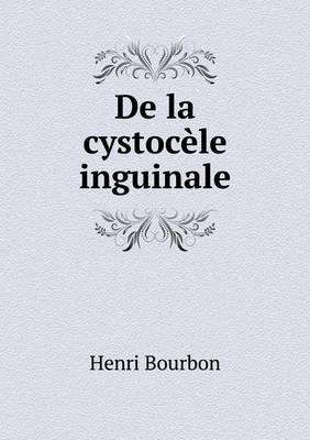 de La Cystocele Inguinale