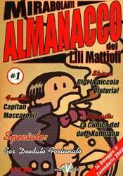 Il Mirabolante Almanacco dei Fratelli Mattioli 01