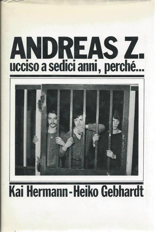 Andreas Z. ucciso a ...
