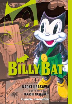 Billy Bat #4