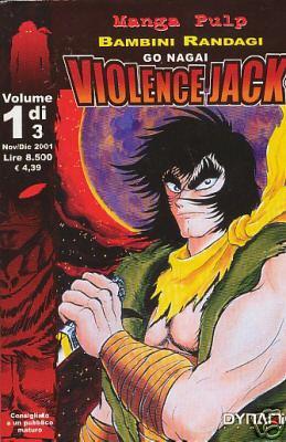 Violence Jack - Bambini Randagi 1 (di 3)