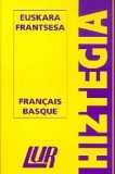Dictionnaire mini Hiztegia