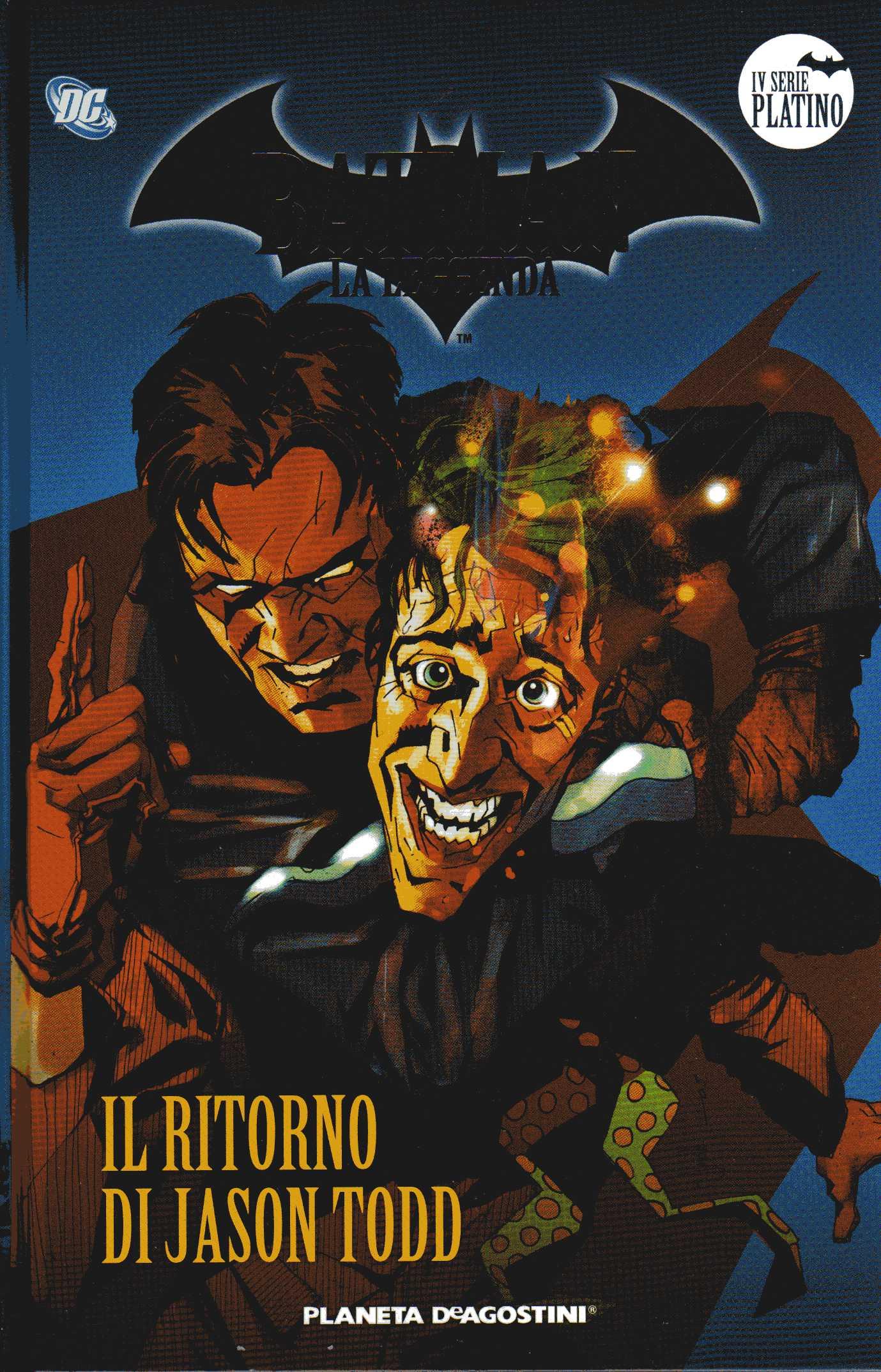 Batman la Leggenda n. 35