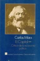 El Capital, Vol. 3