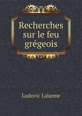 Recherches Sur Le Fe...