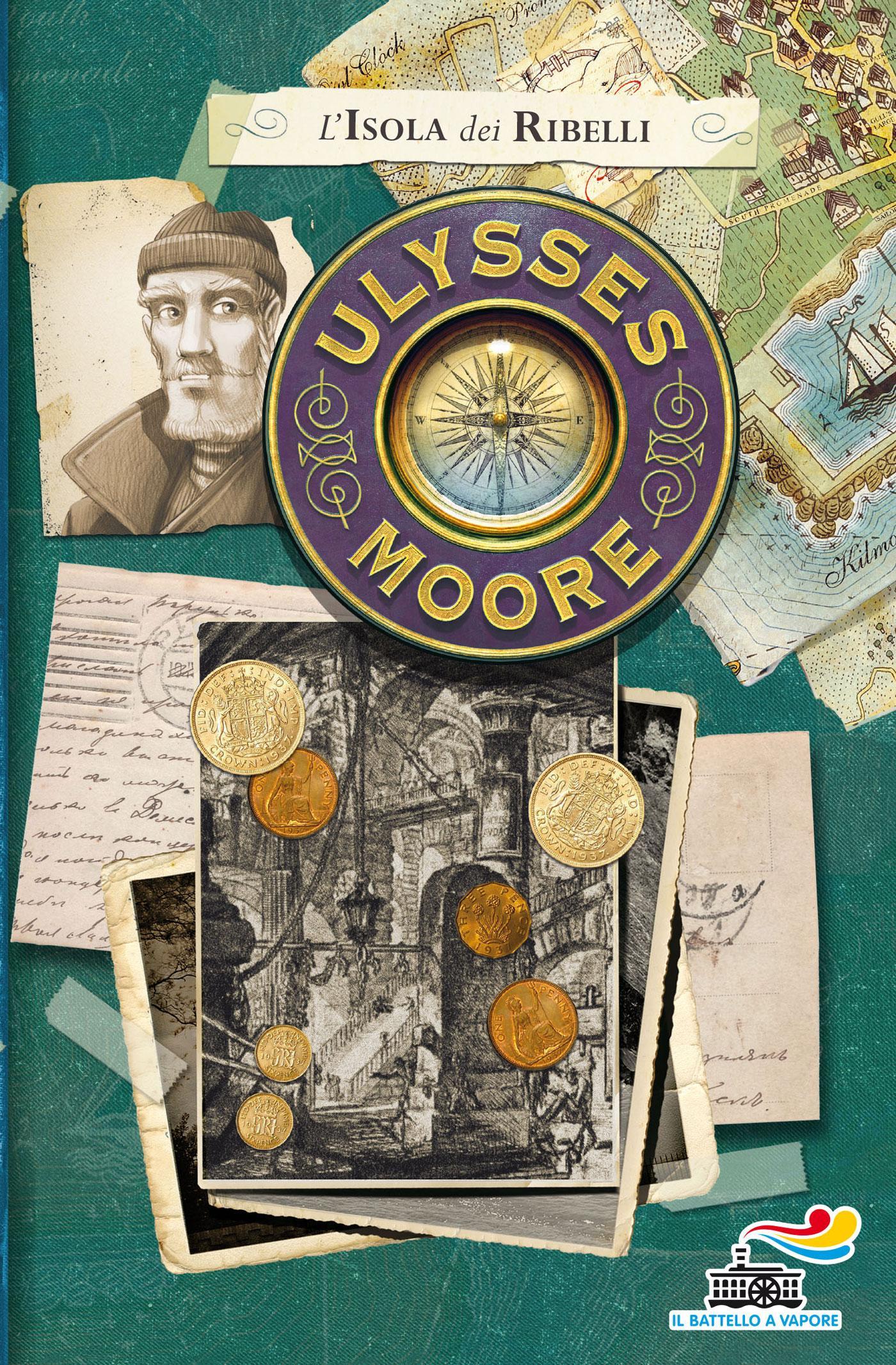 Ulysses Moore - 16. ...