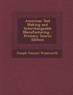 American Tool Making...