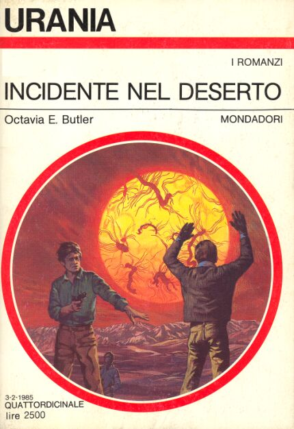 Incidente nel desert...