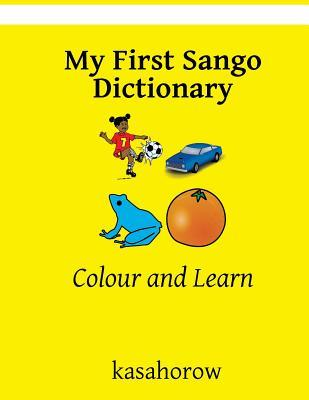 My First Sango Dictionary
