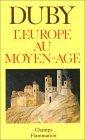 L'Europe au Moyen Ag...
