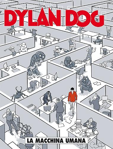 Dylan Dog n. 356