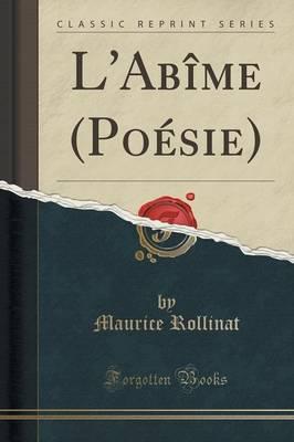 L'Abîme (Poésie) (...