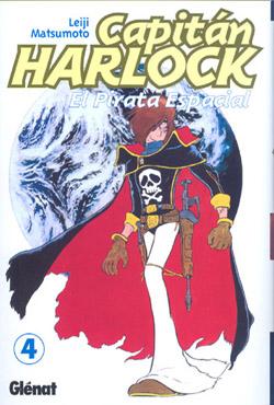 Capitán Harlock #4 (de 5)