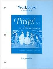 Prego!: An Invitation to Italian: Workbook