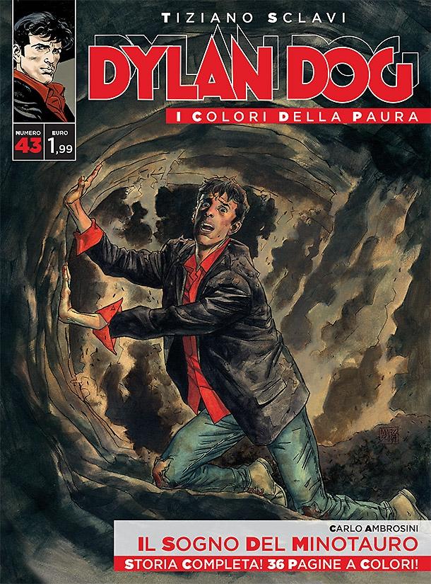 Dylan Dog - I colori della paura n. 43