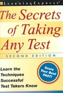 The secrets of taking any test