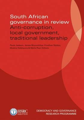 South African Governance in Review