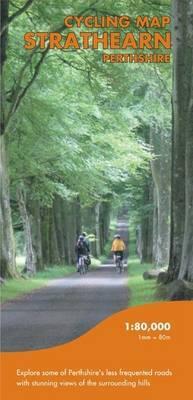 Cycling Map Strathea...