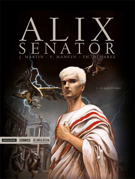 Alix Senator Vol. 1: Aquile di sangue