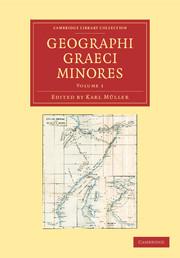 Geographi Graeci Minores, Vol. 1