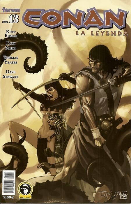 Conan: La leyenda #13