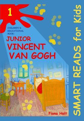 Children's Educational Book Junior Vincent Van Gogh