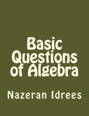 Basic Questions of Algebra