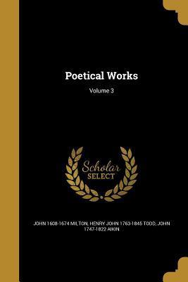 POETICAL WORKS V03