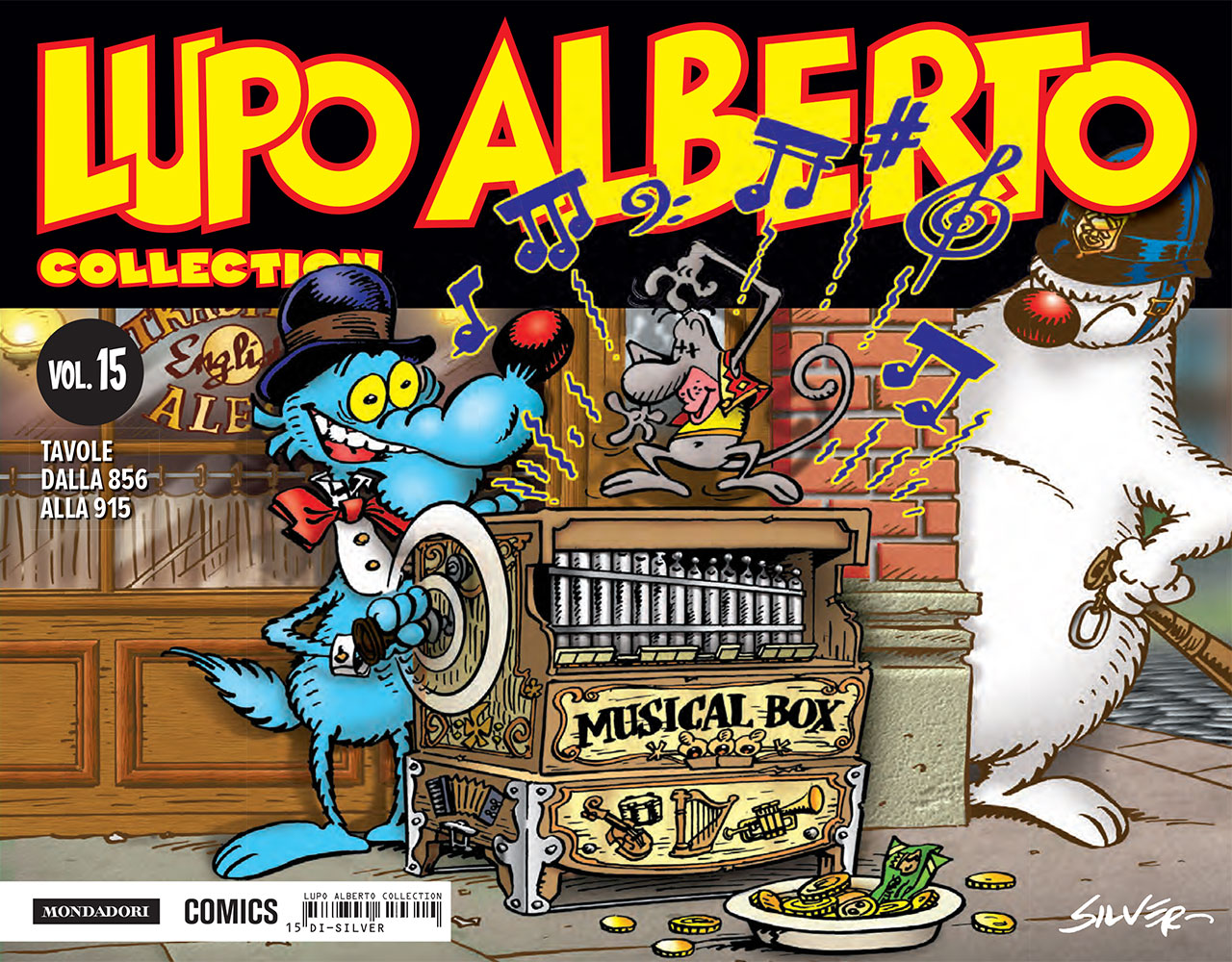 Lupo Alberto Collect...