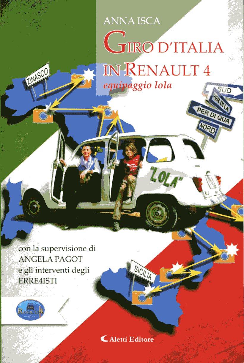 Giro d'Italia in Renault 4