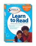 Hooked on Phonics Learn to Read Second Grade Level 1