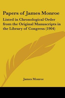 Papers Of James Monroe