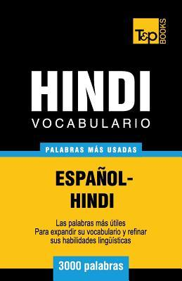 Vocabulario Español-Hindi - 3000 palabras más usadas