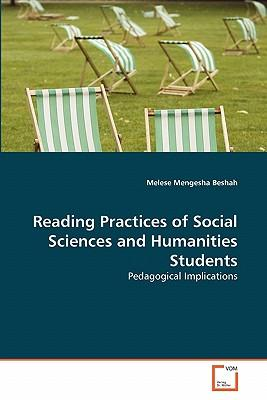 Reading Practices of Social Sciences and Humanities Students