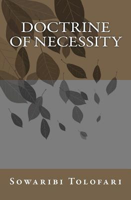 Doctrine of Necessity